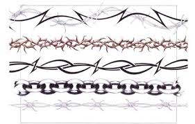 tatto reflect your through barbed wire tattoos
