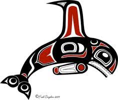 orca tribal tattoo 16 99 click on picture to enlarge it images