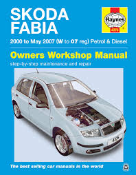 skoda octavia service manual