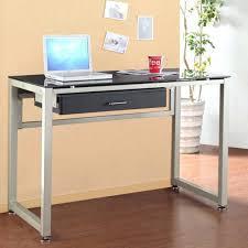Long Corner Desk Corner Desks Uk New Glass And Chrome Office Corner Pc Computer