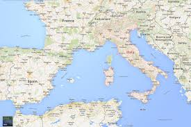 Brindisi Italy Map by Turkey Travel Guide
