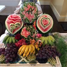 fruit centerpiece food gallery