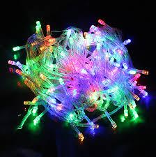 led christmas lights 10m 70 leds led string lights ac 110v 220v