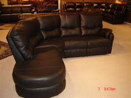 ran 2066 reclining leather sectional