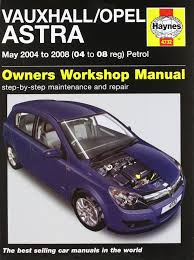 vauxhall opel astra may 2004 to 2008 04 to 08 reg petrol