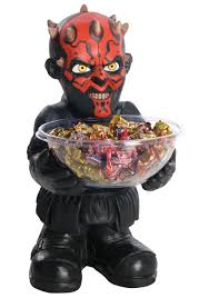 darth maul candy bowl holder star wars character decorations