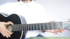 video tutorial belajar gitar klasik how to rapidly learn to play the acoustic guitar yourself