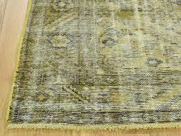 Worn Oriental Rugs 5 U00275