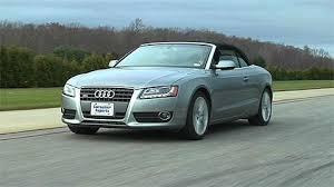 2010 audi a5 cabriolet audi a5 convertible 2010 2011 road test