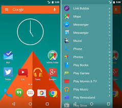most recent android update launcher adds android 7 1 nougat features be informed and