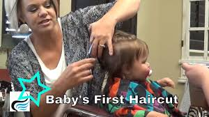 18 month girl haircut first hairstyles little girls babys first haircut youtube