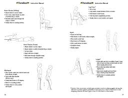 Chair Resistance Band Exercises Resistance Band Exercises Absolute Health Incorporated