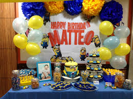 themed dessert table my minion themed dessert table minion birthday theme