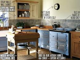 blue and brown kitchen u2013 fitbooster me