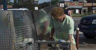 spirit halloween employee login pensacola and milton residents prepare for hurricane irma