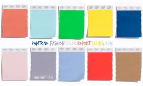pantone fashion color report spring 2016 primavera spring fashion