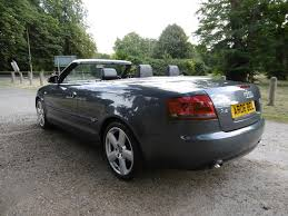 audi a4 convertible s line for sale audi a4 tdi quattro s line for sale from auto solutions of