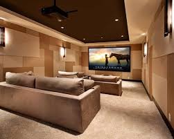 Best Home Theater Room Design Ideas Contemporary Decorating - Home theater lighting design