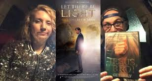 let there be light movie kevin sorbo let there be light midnight screenings channel awesome
