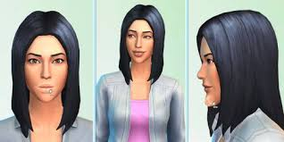 sims 3 hair custom content mod the sims the sims 4 custom content