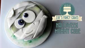 Halloween Cake Pictures by Halloween Mummy Cake How To Cake Tutorial Youtube