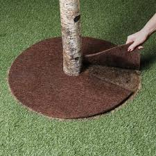 coco fiber tree ring coco fiber mulch tree mat walter