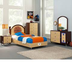dreamfurniture nba basketball oklahoma thunder bedroom in a box