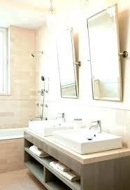 oval pivot bathroom mirror pivot bathroom mirror freeiam
