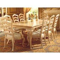 Bernhardt Dining Room Chairs Rendition Rectangular Dining Table From Bernhardt