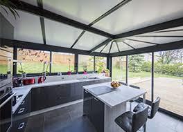 cuisine sous veranda meilleur veranda cuisine vue stockage fresh at veranda cuisine vue