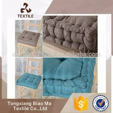 Sofa Seat Cushions by 40 40cm Knitted Good Quality Wooden Sofa Seat Cushion Floor Seat