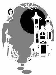 halloween silhouette templates virtren com