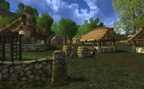 The Shire Map Explorer Of The Shire Deed Farms U0026 Sights Of The Shire Map Lotro