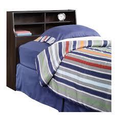 beginnings twin bookcase headboard 415548 sauder