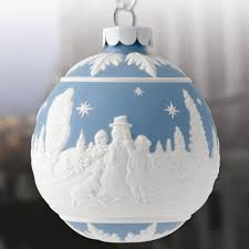 wedgwood building a snowman porcelain ornament sterling
