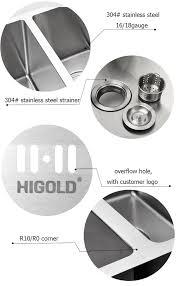 Wholesale Kitchen Sinks Stainless Steel by New Premium Kitchen Using Nice Design Wholesale Kitchen Sink