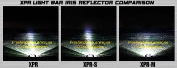 led light bar comparison vision x xpr light bar 19 90w