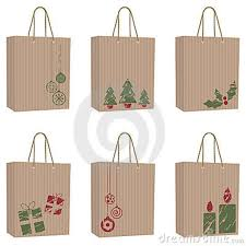 christmas paper bags grown paper bag for chrismas gift lucerito