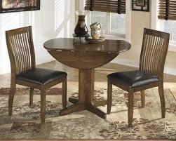 amazon com round drop leaf table signature design by ashley amazon com round drop leaf table signature design by ashley furniture tables