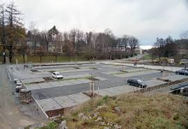 Bad Lobenstein Therme Parkplatz Ardesia Therme 2002 2003 Mapio Net