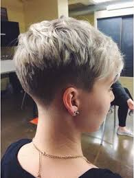 women haircuts with ears showing short shaved pixie 2015 short hairstyles 2018 pinterest