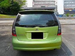 mitsubishi green car one auto pte ltd
