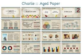 charlie powerpoint template for classroom presentations ebooks