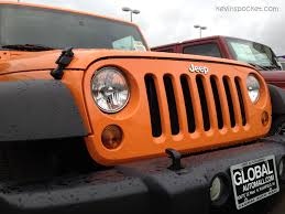 orange jeep cj crush orange jeep wrangler jk u2013 second sighting u2013 kevinspocket