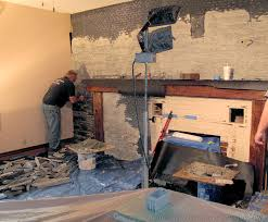 the epic mess also known as u201cfixing the fireplace u201d u2013 gina