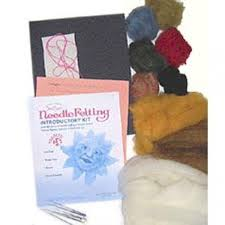 needle felting kits the woolery