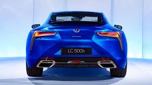lexus lc 500 interni lexus lc lussuosa coupé dall u0027anima ibrida u2013 autointhecity