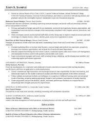 corporate resume exles corporate resume sles recruiter resume sle 4 corporate