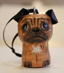 don u0027t be sad that the champagne u0027s all gone wine cork pug