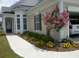 Ideas For Small Front Gardens by Landscape Simple And Cheap Landscaping Ideas For Front Yard With